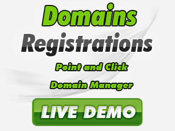 Moderately priced domain name registration